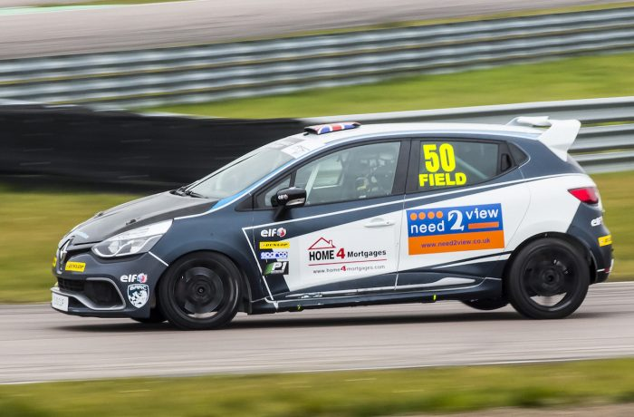 Graham Field Clio Cup Media Day 2016
